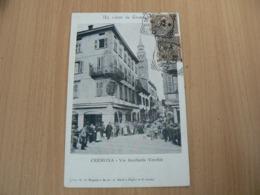 CP 104 / ITALIE / CREMONA / CARTE VOYAGEE - Andere