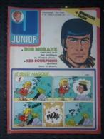 J Junior Hebdomadaire 23ème Année N°43, Jeudi 23 Octobre 1975 - Other Magazines