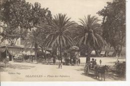 Ollioules Place Des Palmiers - Ollioules