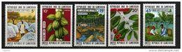 Cameroun  N°  536 / 40 XX  Plan Quinquénal.  Les 4  Valeurs  Sans Charnière TB - Kamerun (1960-...)