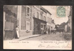 Le Mesnil Le Roi Grande Rue - Frankreich