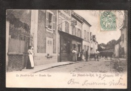 Le Mesnil Le Roi Grande Rue - France