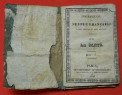 1830-livre De Poche La Santé Epidémie Hygiène Accouchement Etc..imp Decouchant Paris Président Comte De Lasteyrie - Bücher, Zeitschriften, Comics
