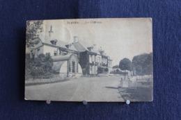 I-131 /  Liège  Hannut -  Château De Herzée-Blehen   / Circulé 1918 - Hannut