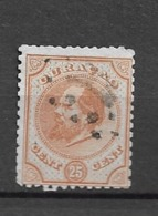 1873 USED Curaçao, NVPH 7 - Curaçao, Antilles Neérlandaises, Aruba