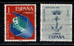 Spanje  1966 Yv 1366, 1389 - 1931-Aujourd'hui: II. République - ....Juan Carlos I