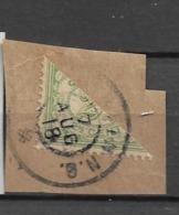 1918 USED Curaçao, NVPH 72 - Curaçao, Antilles Neérlandaises, Aruba