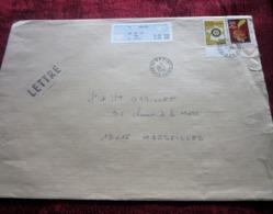 Timbres+ Vignette *H Groisy Hte Savoie   Europe France  2005 Lettre & Document Affranchissement Composé - France