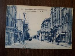 L22/611 ASNIERES - BOIS - COLOMBES . Avenue D'Argenteuil - Asnieres Sur Seine
