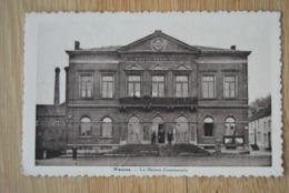 1821/ WASMES - La Maison Communale - Colfontaine