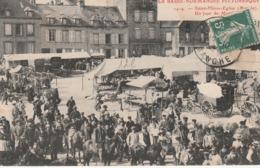 Un Jour De Marché - Saint Pierre Eglise