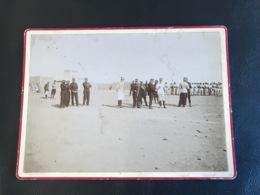 Photo MAROC - General LIAUTEY En Visite  Legion Etrangere - War, Military