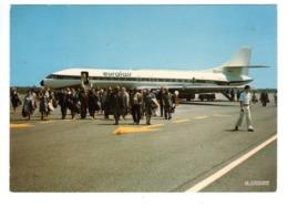 TAGLIO-ISOLACCIO (Corse) - Arrivée Des Vacanciers à L'aéroport - Aérodromes