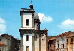 Cartolina Capua Piazza Medaglie D'Oro Con Palazzo Pier Delle Vigne - Caserta