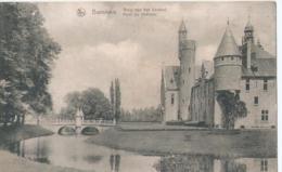Bornem - Bornhem - Brug Van Het Kasteel - Pont Du Château - 1921 - Bornem