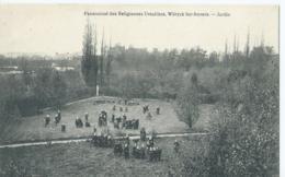 Wilrijk - Wilryck Lez-Anvers - Pensionnat Des Religieuses Ursulines - Jardin - Soc. Belge Phototypie - België