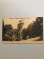 Donjon De Bernstein Ruine Au Dessus De DANBACH - Dambach-la-ville