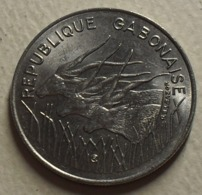 1977 - Gabon - 100 FRANCS - KM 13 - Gabon