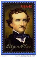 Etats-Unis / United States (Scott No.4377 - Edgar Alan Poe) (o) - Etats-Unis