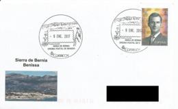 SPAIN. POSTMARK. SIERRA DE BERNIA. BENISSA. 2017 - España