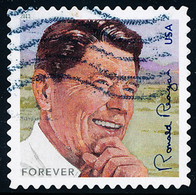 Etats-Unis / United States (Scott No.4494 - Ronald Reagan) (o) - Etats-Unis
