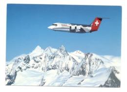CROSSAIR - BAe 146-200 Jumbolino - 1946-....: Ere Moderne