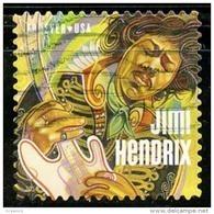 Etats-Unis / United States (Scott No.4880 - Jimmy Hendrix) (o) - Etats-Unis