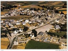 Carte Postale 29. Kerlouan Vue D'avion Trés Beau Plan - Kerlouan