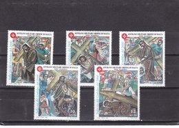 Orden De Malta Nº 561 Al 565 - Malta (la Orden De)