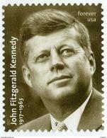 Etats-Unis / United States (Scott No.5175 - John Kennedy) (o) - Etats-Unis
