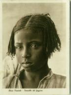 AFRICA ORIENTALE / EAST AFRICA - FANCIULLA DEL GOGGIAM  - 1930s (BG4012) - Afrika