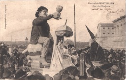 FR34 MONTPELLIER - Carnaval - Char Des étudiants - Animée - Belle - Montpellier