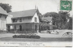 62 LE TOUQUET Cpa Le Casino De La Forêt 56 LL - Le Touquet