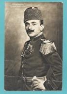 ALBANIA ENVER PASCHA TURKISCHER KRIEGSMINISTER 1916 WOHLFAHRTS KARTE 13 KOMP. LANDW. RGT. NR. 57 - Albania