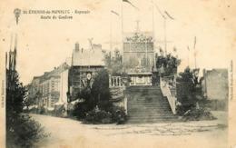 St Etienne De Montluc - Reposoir , Route De Coueron - Saint Etienne De Montluc