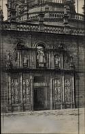 Cp Santiago De Compostela Galicien Spanien, Catedral, Puerta Santa, Puerta Del Perdón - Spanje