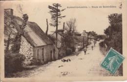 AUMEVILLE LESTRE ( Route De St Côme) - France