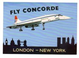 CONCORDE - British Airways - 1946-....: Ere Moderne