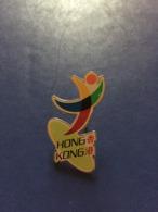 PIN HONG KONG - Badges