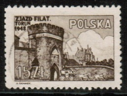 PL 1948 MI 503 USED - 1944-.... Republik