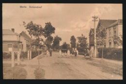 ZELDZAME - BAKKERSDREEF ( IN 1932 VERANDERD IN TUINSTRAAT ) - MOOIE STAAT - Melle