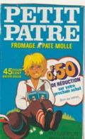 Rare étiquette De Fromage Petit Pâtre - Cheese