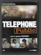 DVD Téléphone Public - Concert & Music