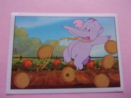 PANINI Winnie L'ourson Et L'éfélant Disney N°106 éléphant Elefant Elefante Elephant - Panini