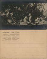 HANS MAKART PAINTING POSTCARD - Malerei & Gemälde