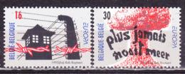 Europa CEPT -Belgio 1995-Serie Completa Nuova  MNH** - Europa-CEPT