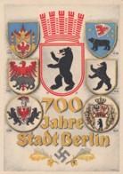 Deutsches Reich Postkarte Propaganda 1937 - Germany