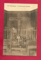 C.P. Tancrémont = Le  Christ Dans  La Chapelle - Theux