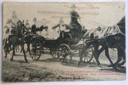 ROMA S. M. LA REGINA ELENA E LA DUCHESSA D'ASCOLI  1904 - Altri