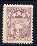 LETTONIE - 104* - ARMOIRIES - Lettonie